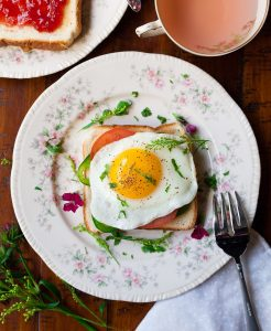 hearty breakfast as part of 8 tips to having a productive morning routine for work